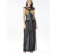 abordables -Costumes de Danse Collant / Combinaison Combinaison Couleur Unie Femme Soirée Utilisation Sans Manches Tulle PVC
