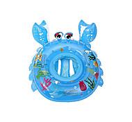 abordables -Jouets Gonflables de Piscine Flotteur de natation pour bébé avec siège de sécurité PVC / vinyle Crabe Plaisir de l'eau Baignade à la plage d'été 1 pcs Garçons et filles Enfant Bébé