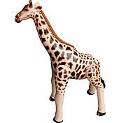abordables -Jouets Gonflables de Piscine Radeau de salon Montez sur PVC / vinyle Girafe Plaisir de l'eau Faveur de fête Baignade à la plage d'été 1 pcs Garçons et filles Enfant Adulte