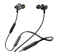abordables -AWEI X660BL Serre-tête Bluetooth 4.2 Stéréo Avec Micro LA CHAÎNE HI-FI Couplage automatique Longue durée de vie de la batterie pour Téléphone portable