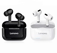 abordables -Lenovo Lenovo LP1S Écouteurs sans fil TWS Casques oreillette bluetooth Bluetooth5.0 Stéréo Couplage automatique Contrôle tactile intelligent Affichage d'alimentation LED pour Sport Fitness Téléphone