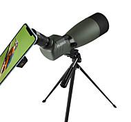 economico -20-75 X 70 mm Monocolo Impermeabile Antiscivolo Pieghevole Cannocchiale 64/1000 m Rivestimento multistrato BaK4 Caccia Esibizione Attività all'aperto