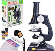 abordables -Microscope Jouet Educatif Ajustable avec fonction d'éclairage Grossissement 100X à 450X Enfant Garçon Fille Jouet Cadeau 1 pcs