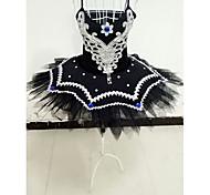economico -Danza classica Tutù Con balze Per donna Addestramento Prestazioni Capitale