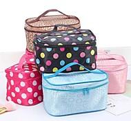 abordables -femmes maquillage sac lettre de mode sac cosmétique organisateur carré voyage sac à main organisateur de toilette solide haute capacité sacs filles
