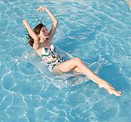 abordables -Jouets Gonflables de Piscine Hamac d'eau Radeau de salon Montez sur PVC / vinyle Plaisir de l'eau Faveur de fête Baignade à la plage d'été 1 pcs Garçons et filles Enfant Adulte