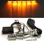 abordables -OTOLAMPARA Automatique LED Feux de détresse Ampoules électriques 3000 lm SMD 3030 54 W 18 Pour Universel Tous les modèles Toutes les Années 6 pièces