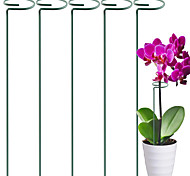 abordables -Jardin à la maison plante de jardinage tige de support de fleur fixe plante fixe cadre de support d'escalade plante support de treillis support de pot plantes