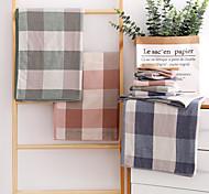 abordables -litb basic bathroom 100% pur coton serviette à main doux confortable carré quotidien maison serviettes de bain 1 pcs 35 * 75 cm