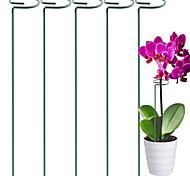 abordables -Jardin à la maison plante de jardinage tige de support de fleur fixe plante fixe cadre de support d'escalade plante support en treillis plantes