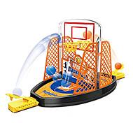 abordables -jeu de tir de basket-ball tir au doigt à 2 joueurs table de bureau jeux de basket-ball jeux d'arcade classiques ensemble de cerceau de basket-ball réduire le stress jouet d'activité sportive amusante