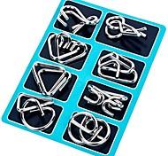 economico -1 pcs Anti-stress Libera ADD, ADHD, Ansia, Autismo disegno geometrico Sport Metallico Per Unisex Da ragazzo Da ragazza Teen Per adulto / 14 anni +