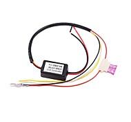 economico -otolampara 1 pz on / off dimmerabile dimmer automatico led daytime running light relè cablaggio modulo controller drl