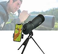 economico -SIGNBACK 25-75 X 70 mm Monocolo Custodia Facile da portare Ingrandisci Massima visibilità 1.9-0.91 m Rivestimento multistrato BaK4 Caccia Esibizione Attività all'aperto Spectralite Metallo
