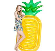 abordables -Jouets Gonflables de Piscine Radeau de salon Montez sur PVC / vinyle Ananas Plaisir de l'eau Faveur de fête Baignade à la plage d'été 1 pcs Garçons et filles Enfant Adulte