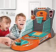 economico -gioco di tiro a segno di pallacanestro, giochi di pallacanestro da tavolo da tavolo con campo da pallacanestro, canestro per spostare, luce e segnare divertenti novità sportive per regali di
