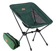 abordables -Chaise de Plage chaise de camping Portable Ultra léger (UL) Pliable Lavable Alliage d'aluminium Oxford pour 1 personne Pêche Camping Camping / Randonnée / Spéléologie Extérieur Automne Printemps Vert