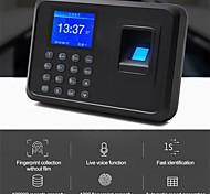 abordables -yk&Scan f01 système de présence de l'impression numérique multi-langue tft affichage montre enregistreur dispositif de reconnaissance des employés