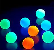 economico -Giocattolo sensoriale agitarsi Sfere appiccicose del soffitto Anti-stress 8 pcs Palla Fosforescente Luminescente Silicone Per Per bambini Per adulto Ragazzi e ragazze