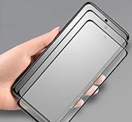abordables -3pcs / 5pcs film de verre trempé mat bord brillant pour xiaomi 10t redmi k40 note 10pro mat texture anti-empreintes digitales mat de jeu film pour xiaomi redmi k30 k20 10x 9a 9c 9t note 9s poco m3 x3
