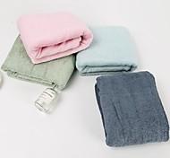 abordables -Qualité supérieure Serviette de bain, Mode 100% Fibre de bambou Salle de  Bain 1 pcs