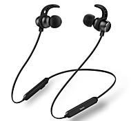 abordables -HOCO ES11 Serre-tête Bluetooth 4.2 Stéréo Avec Micro Avec contrôle du volume Résistant à la sueur Longue durée de vie de la batterie pour Téléphone portable