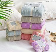 abordables -Qualité supérieure Ensemble de serviette de bain, Mode 100 % Polyester Salle de  Bain 1 pcs