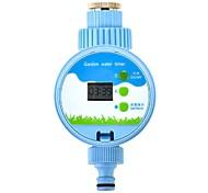 abordables -Contrôleur de synchronisation d'arrosage et d'irrigation en plein air électrovanne d'arrosage de pulvérisation automatique de jardin à la maison intelligente