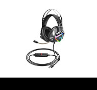 abordables -Remax RM-810 Casque Gamer USB type C Avec Micro pour Jeux PlayStation Xbox PS4 Switch