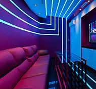 abordables -bandes lumineuses led bluetooth 5050 rgb 10m kits de bandes lumineuses 32.8ft 300 leds contrôlées par téléphone intelligent pour la maison extérieure chambre décoration tv adaptateur 12v 6a