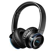 abordables -Joyroom JR-H16 Casque sur l'oreille Bluetooth5.0 Stéréo Contrôle tactile intelligent Longue durée de vie de la batterie pour Téléphone portable