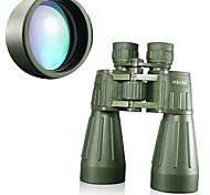 abordables -15 X 60 mm Jumelles Lentilles Extérieur Coffret de Transport Extrêmement clair Revêtement multi-résistant 138-1000 m Multi-traitées BAK4 Camping / Randonnée Chasse Spectacle