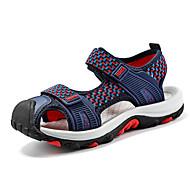 economico -estate nuovo 2019 sandali da spiaggia baotou da ragazzi per bambini grandi bambini con suola morbida scuola elementare scarpe casual per bambini versione coreana