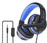 "abordables -P6 Casque Gamer ""Casque 3,5 mm Microphone 3,5 mm"" Stéréo Avec Micro pour Jeux PlayStation Xbox PS4 Switch"