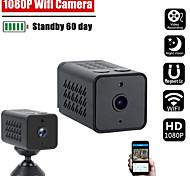 abordables -mini caméra wifi caméra de sécurité à domicile wifi vision nocturne 1080p caméra de surveillance sans fil application de téléphone surveillance à distance