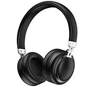 abordables -Joyroom JR-HL1 Casque sur l'oreille Bluetooth5.0 Stéréo LA CHAÎNE HI-FI Couplage automatique Longue durée de vie de la batterie pour Téléphone portable