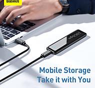 economico -BASEUS USB 3.0 a SATA Recinzione esterna per disco rigido Resistente agli urti CAYPH-F0G