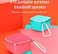 economico -Oneder V15 Altoparlanti Bluetooth Scheda TF Portatile Altoparlante Per Cellulare