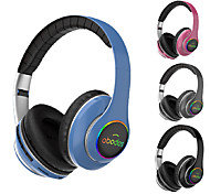 abordables -ABODOS AS-WH03 Casque sur l'oreille Bluetooth5.0 Stéréo LA CHAÎNE HI-FI Couplage automatique Longue durée de vie de la batterie pour Téléphone portable