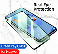 economico -telefono Proteggi Schermo Per Huawei P40 P20 P20 Pro P30 nova 8 SE Vetro temperato 1 pezzo Ultra sottile Anti-impronte Proteggi-schermo frontale Appendini per cellulare