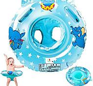 abordables -Jouets Gonflables de Piscine Flotteur de natation pour bébé avec siège de sécurité PVC / vinyle Eléphant Plaisir de l'eau Baignade à la plage d'été 1 pcs Garçons et filles Enfant Bébé