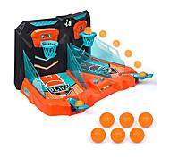 abordables -mini jeu de tir de basket-ball - jouet de bureau compact pour 2 joueurs - compteur de score - jeux d'arcade de bureau pour 3 ans et plus - plaisir passionnant - jeu de table - cadeau idéal pour les