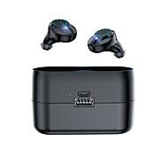 economico -BNO AUDIO i31 Auricolari wireless Cuffie TWS Bluetooth5.0 Dotato di microfono HIFI Impermeabile IPX7 per Apple Samsung Huawei Xiaomi MI Cellulare