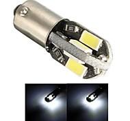 economico -otolampara dc 12v ba9s 4w 6000k bianco 8 smd 3528 led cruscotto licenza ampia lampada luce t4w can-bus led lampadina 2 pezzi