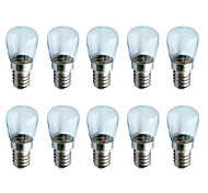 economico -10 pz 1.5w lampadine globo led 70 lm e14 6 perline led smd 2835 bianco caldo bianco 180-260 12 v