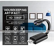 abordables -hd 4k wifi usb mini caméra usb surveillance en temps réel caméra ip ai détection humaine en boucle enregistrement mini caméra prise en charge 128g