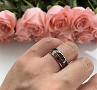 economico -Anello Colorata Oro rosa Argento Acciaio inossidabile Freccia Alla moda Europeo Di moda 1 pc 6 7 8 9 10