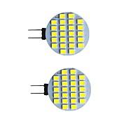 economico -2 pz 2 w led bi-pin luci 200 lm g4 6 perline led smd 5730 bianco caldo bianco naturale bianco 9-30 v