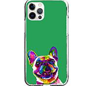 economico -custodia con motivo cane creativo per apple iphone 12 iphone 11 iphone 12 pro max custodia protettiva dal design unico modello cover posteriore tpu