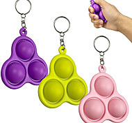 abordables -fidget simple fossette jouet gros cerveau jouets soulagement du stress main fidget jouets pour enfants adultes début éducatif autisme besoin spécial